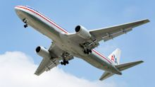 American Airlines flight diverted because passenger wouldn't stop performing pull-ups on the overhead bin