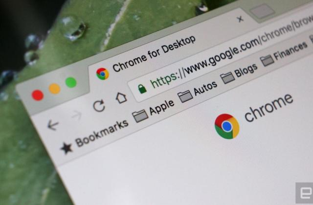 Chrome will block HTTP content from loading on secure sites