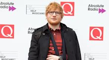 Ed Sheeran cycled home after breaking both his arms: 'I didn't realise they were broken'