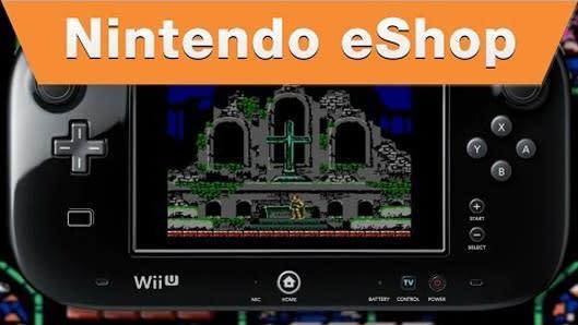 New Nintendo eShop releases: Shovel Knight, Castlevania 3