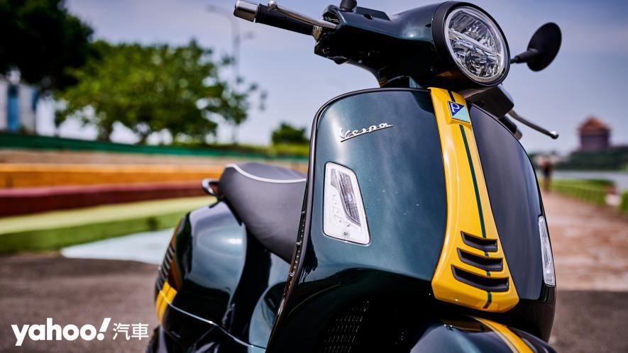 自由誠可貴的二輪時光機!2020 Vespa GTS 300 Racing Sixties城郊試駕! - 1