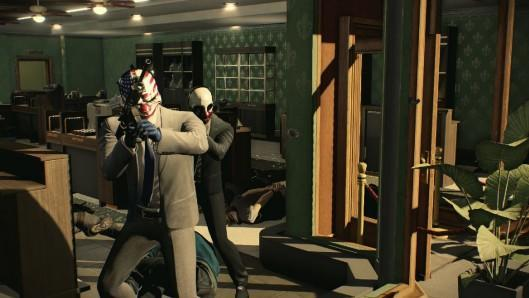 Payday 2 planning an August heist, web series starts in two weeks