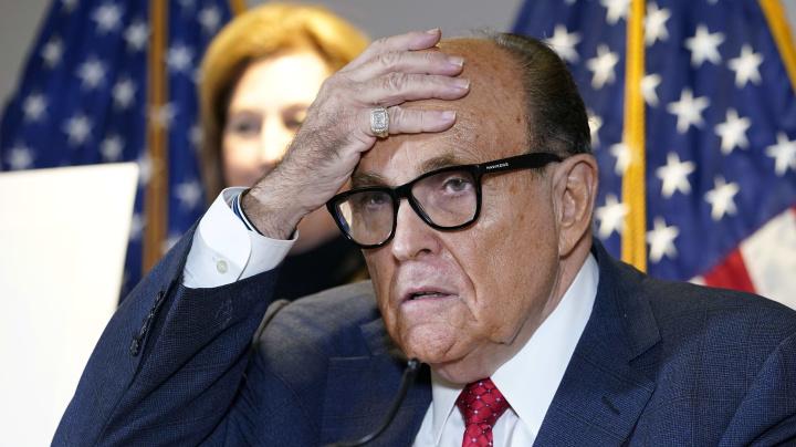'False statements' land Giuliani in legal trouble