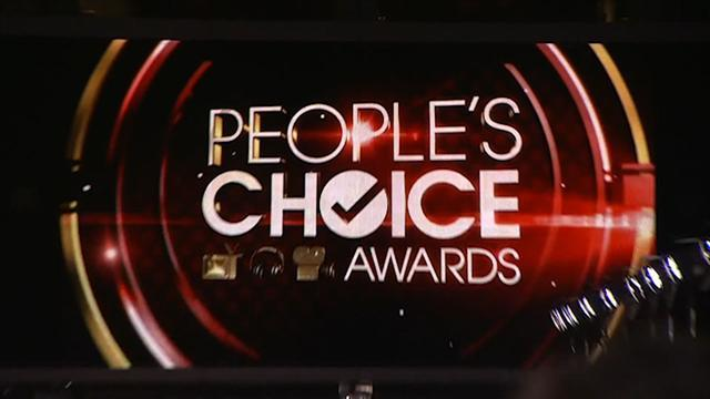 39th Annual People's Choice Awards - Red Carpet Interview: Matt Bomer
