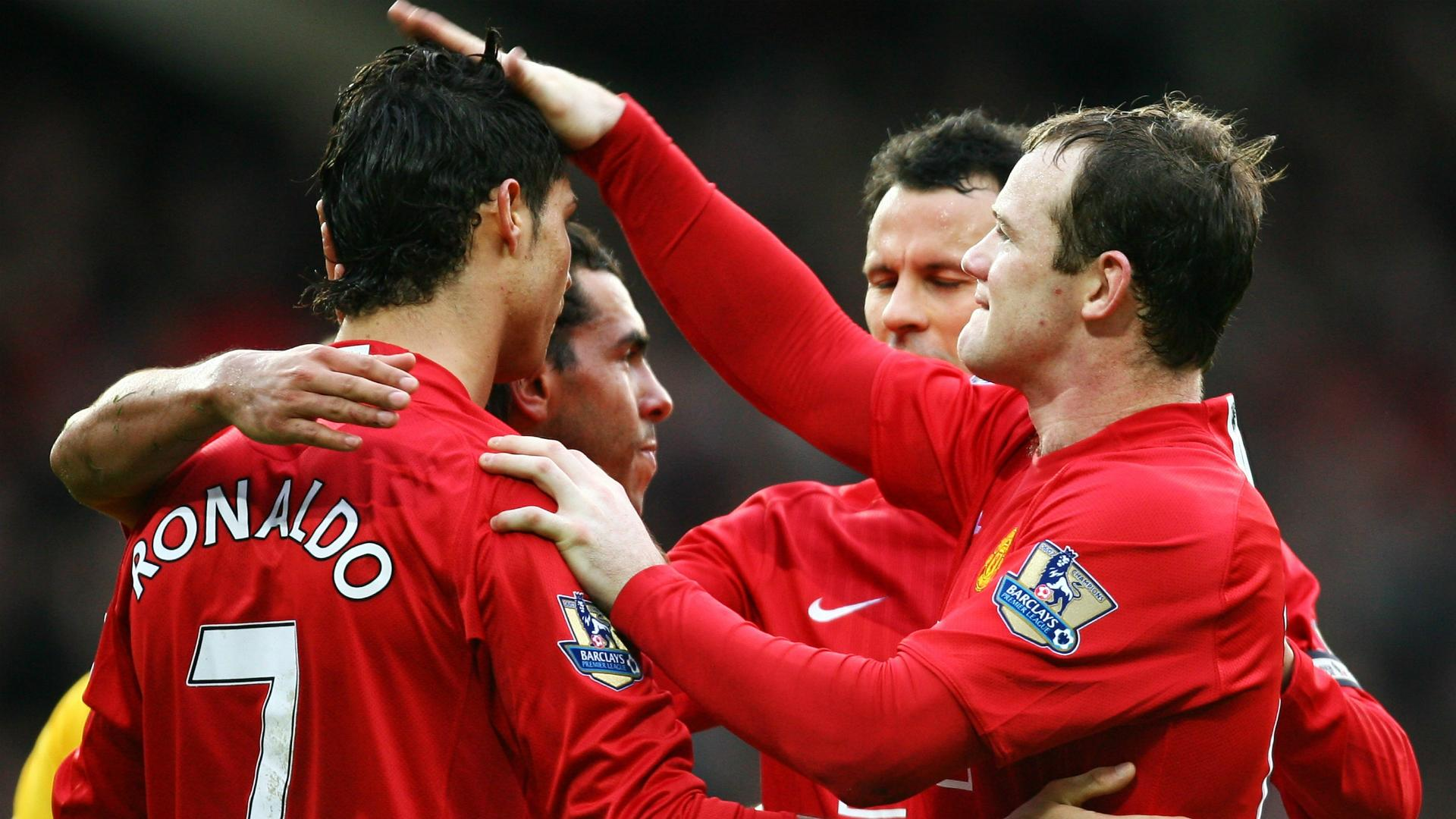 Solskjaer Wants Man Utd Front Three To Take Up Ronaldo Rooney Tevez Mantle