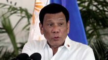 Philippines' Duterte promises payment as Red Cross stops COVID-19 tests