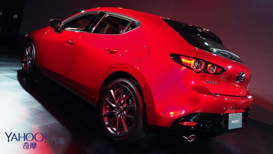 用Mazda 3歡慶每秒駕馭的感動!2019大改款4代目春酒餐敘快閃現身! - 9
