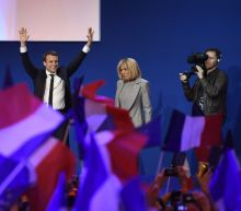Tears of joy and frustration after French election count