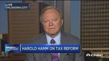 Continental Resources CEO Harold Hamm fires back at short...