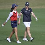 Annika is back on LPGA Tour, just not for very long