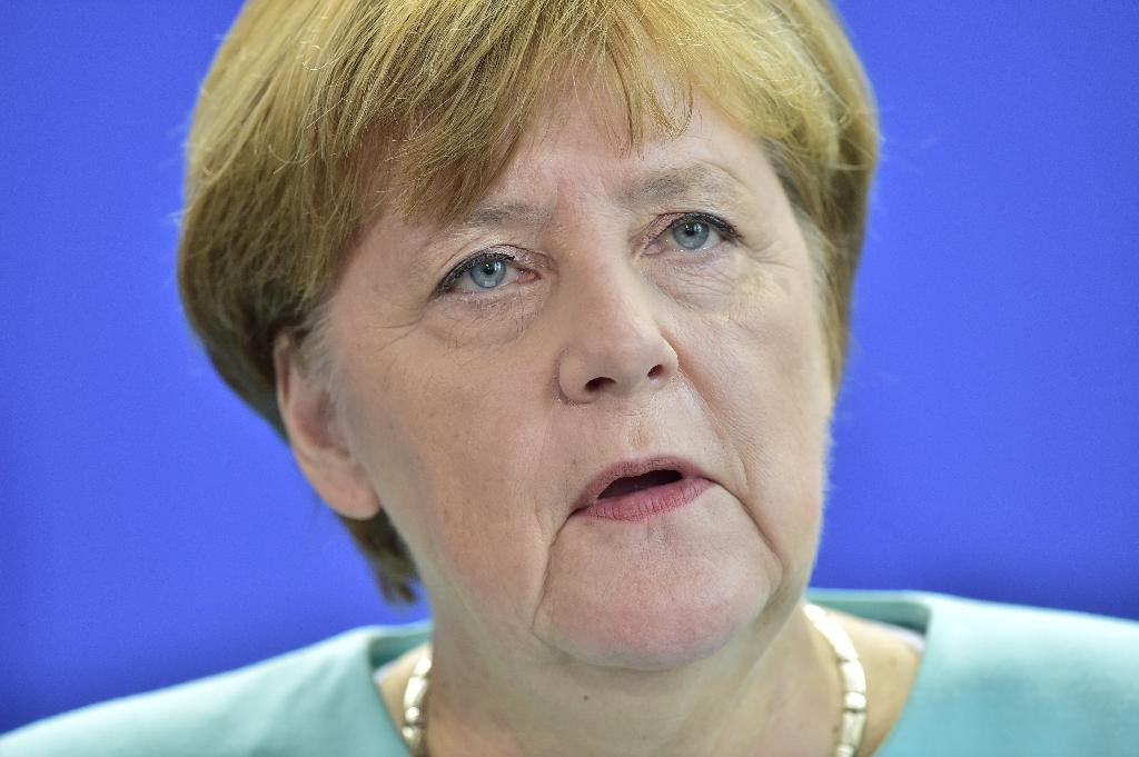 """Angela Merkel says Britain's decision to leave the EU is a """"blow"""" to Europe"""