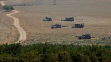 Lebanon PM slams 'dangerous' Israeli border escalation