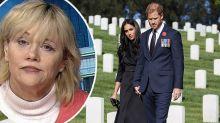 Samantha Markle slams 'inappropriate' Harry and Meghan snaps