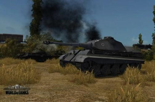 World of Tanks sets Guinness World Record