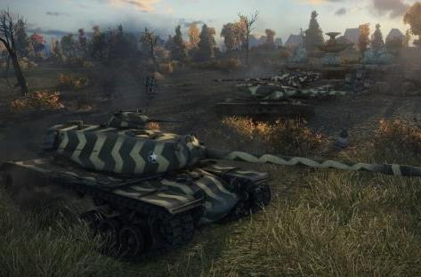 World of Tanks patch pits nation vs. nation