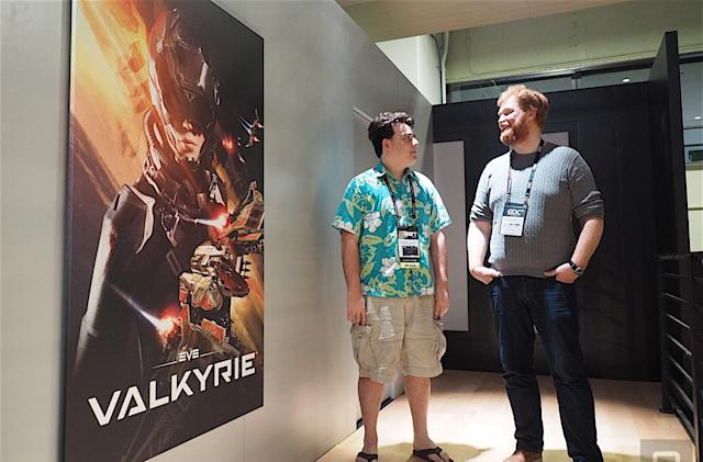 Oculus founder on Rift, 'Eve: Valkyrie' and VR's next steps