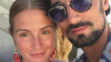 Millie Mackintosh and Hugo Taylor have married