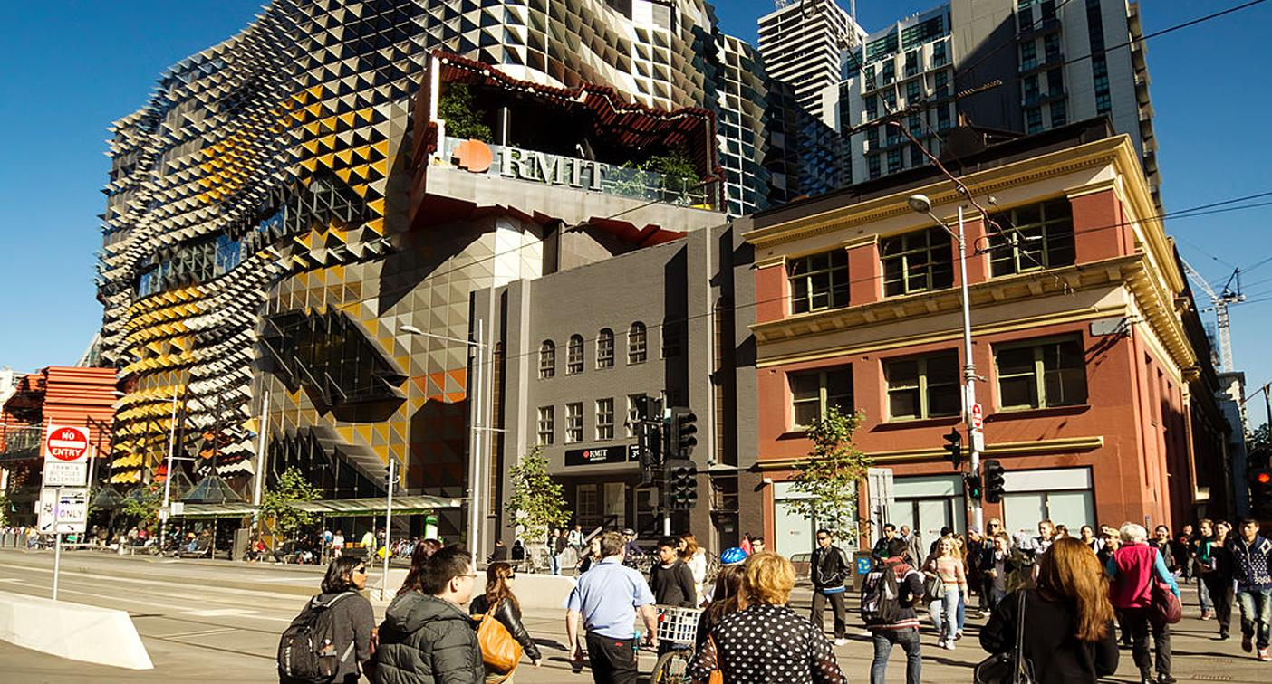 RMIT building shut down and classes cancelled following campus fatality