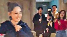 賀人妻阿嬌38歲生日 阿Sa魔術甩轆全場爆笑