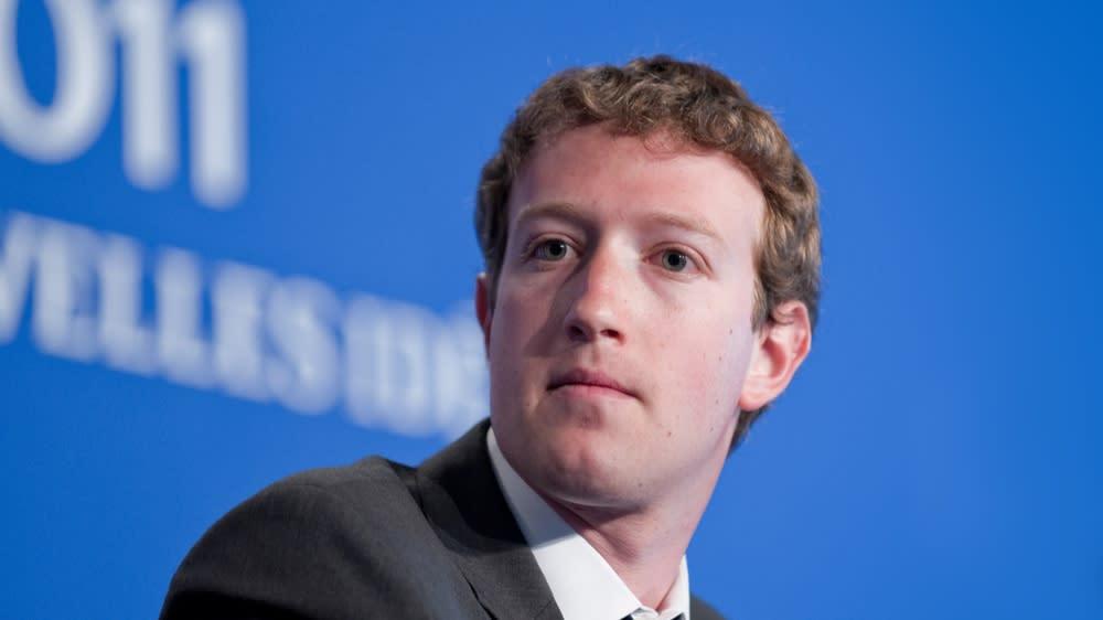 Facebook Spends $7.3 Million a Year on Mark Zuckerberg's Security
