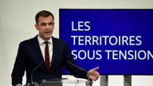 Covid-19: la région parisienne pourrait passer en alerte maximale lundi, selon Véran