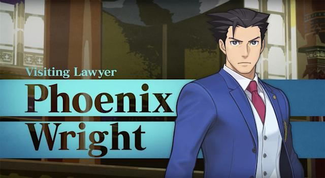 The new 'Ace Attorney' lands in September