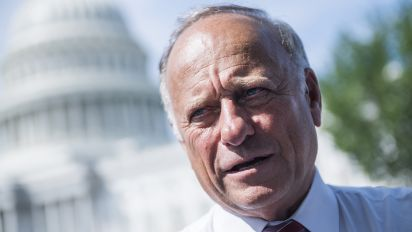 The downside of infamy for Congressman Steve King