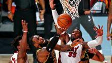 Basket - NBA - LeBron James (Los Angeles Lakers): «Des coups de sifflet douteux»