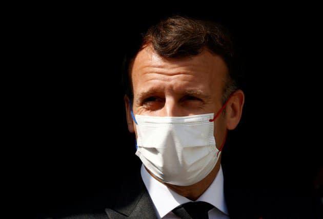 """""""On est sur la bonne voie"""": Macron salue la progression de la vaccination contre le Covid-19"""