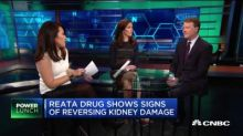 Reata CEO on drug that shows signs of reversing kidney damage