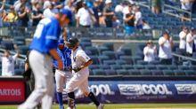 Judge, Sánchez, Voit Homer As Yankees Rout Royals 8-1