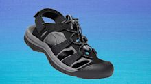 Sport Chek currently has up to 50% off of sandals - but hurry!
