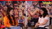"Radhika Madan On Working With Abhimanyu Dassani, ""For 4 Months, I Didn't Know He Was Bhagyashree's Son"""