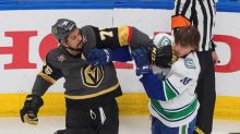 Vegas' Reaves suspended for West final Game for hit to head