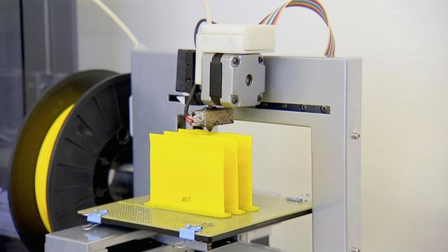 Need to repair a NASA spacecraft? Just 3D print it