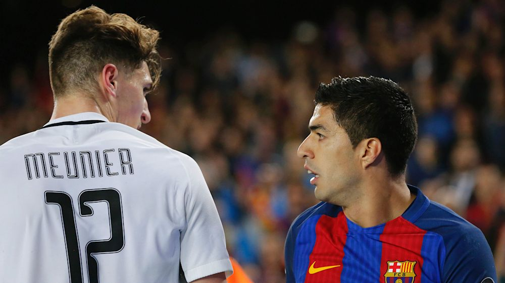 """Lateral do PSG revela: """"nós sabíamos que íamos perder para o Barcelona"""""""