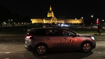 Paris police break up huge 'Project X' party at Invalides