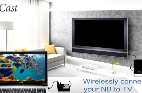 ASUS teams with Amimon on WiCast EW2000 1080p streamer