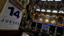 La Bolsa española cae el 0,01 %, a la espera de novedades políticas