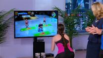Workout Video Game Brings Celeb Trainer Into Your Home
