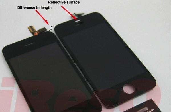 Is this the face of the iPhone 4G?