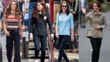 Kate Middleton's go-to canvas sneakers are currently on sale on Amazon — but hurry