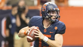 SU QB: Beating cancer like 'beating Clemson'