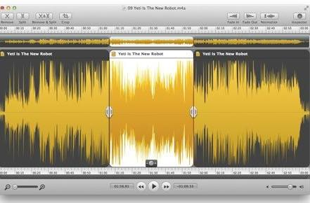 Powerful, fast audio editor Fission updated to version 2, available on Mac App Store