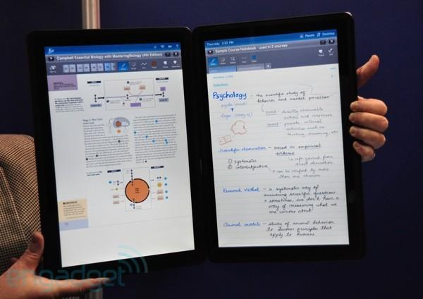Kno single and dual-screen tablets hands-on (video)