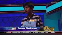 Local National Spelling Bee runner-up on prize money and social life