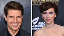 """Scarlett Johansson: Habe mich nie als Freundin von Tom Cruise """"beworben"""""""