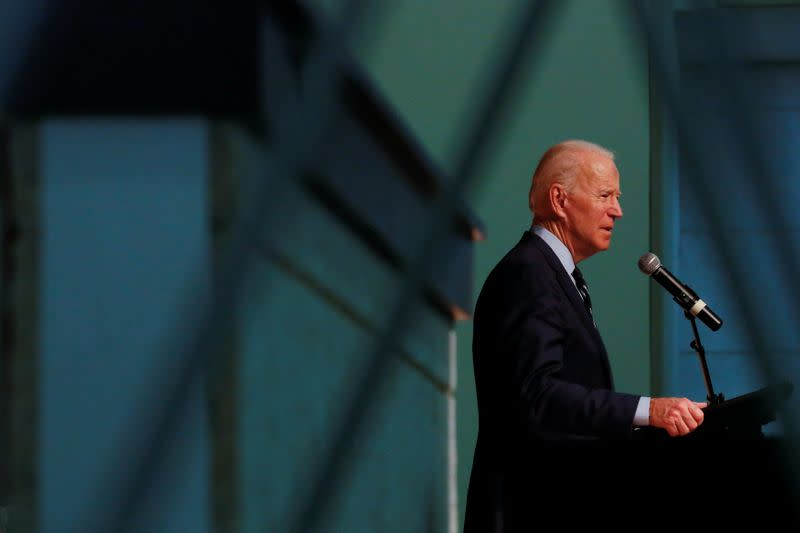 Biden Confident of Win in SC