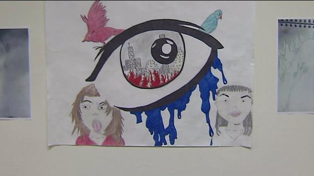 Project Gives Trafficking Victims A Creative Outlet
