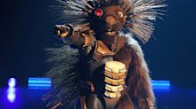 'The Masked Singer' Robopine makes a fast and furious exit